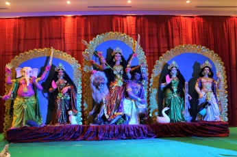 Durga Puja @ PBEL City - The Year of Puja Foundation