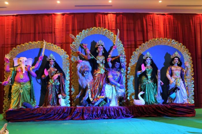 Durga Puja @ PBEL City - The Year of Puja Foundation